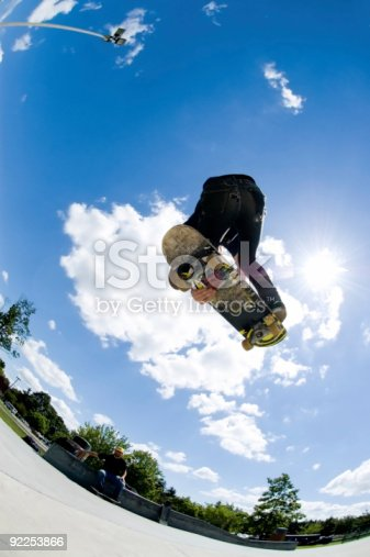 istock Action Sports - Airtime 92253866