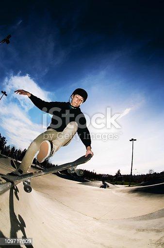 92451800 istock photo Action Sports - Lip Tricks 109717809
