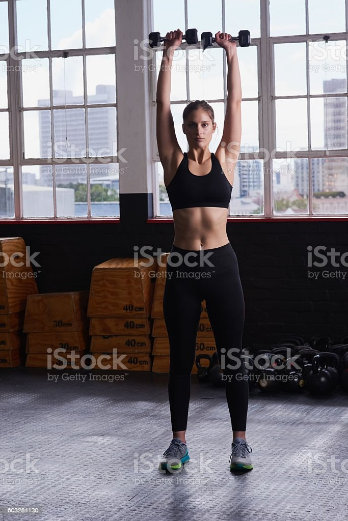 Actions really do speak louder than words stock photo