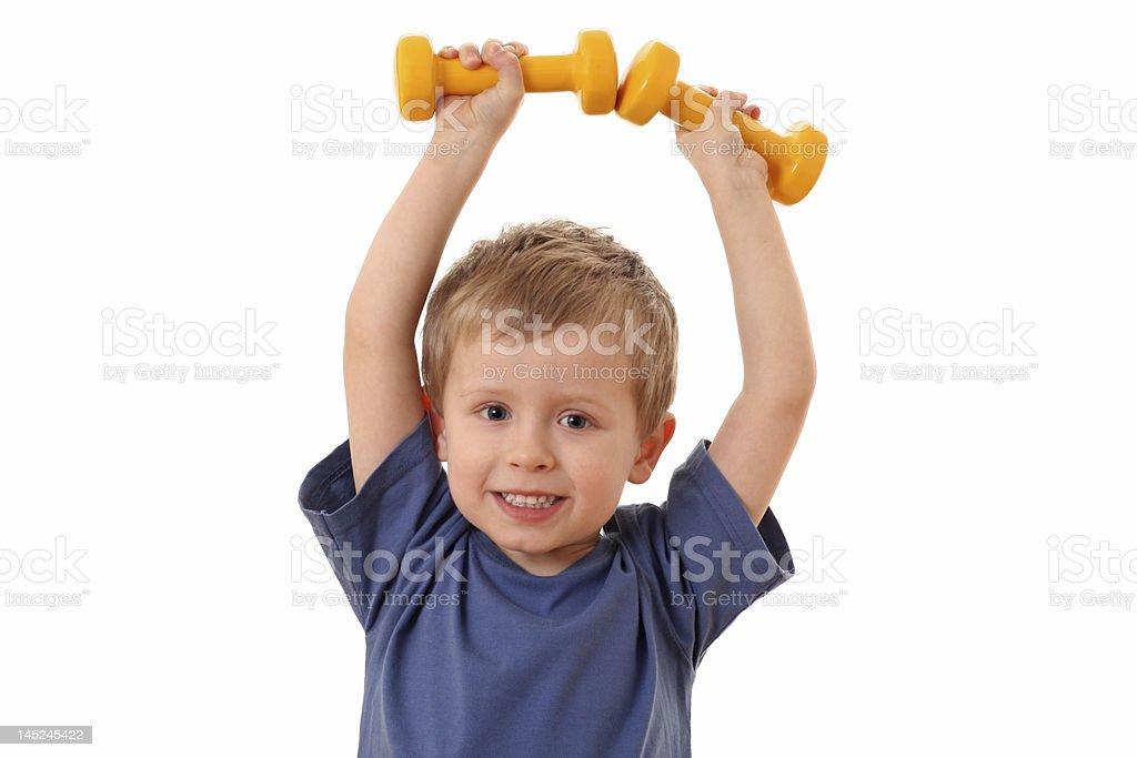active boy royalty-free stock photo