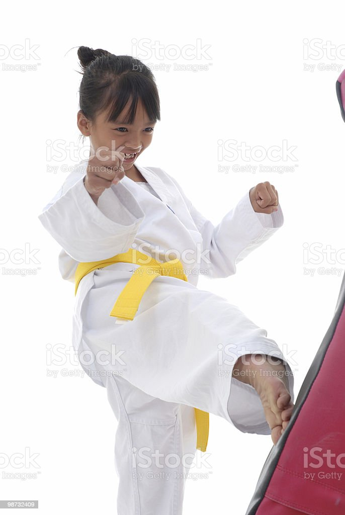 Active child royalty-free stock photo