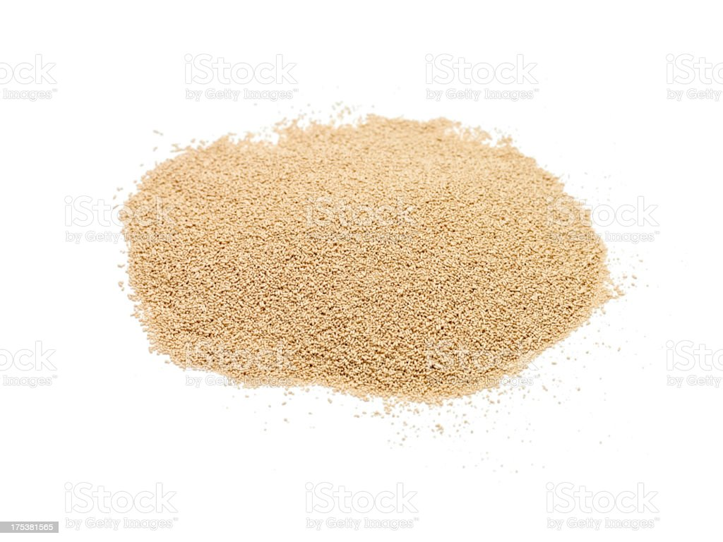 Active Dry Yeast stock photo