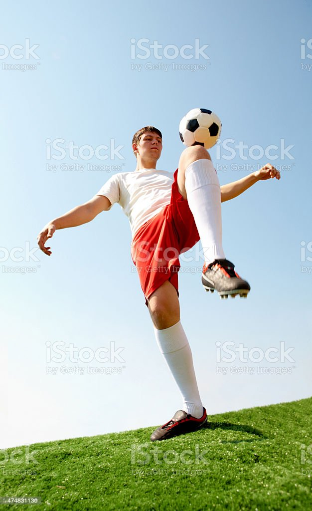 Active game stock photo