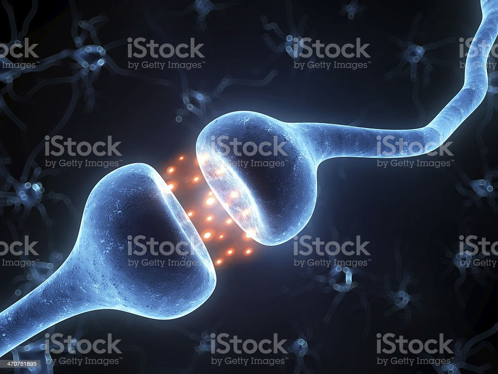 active receptor stock photo