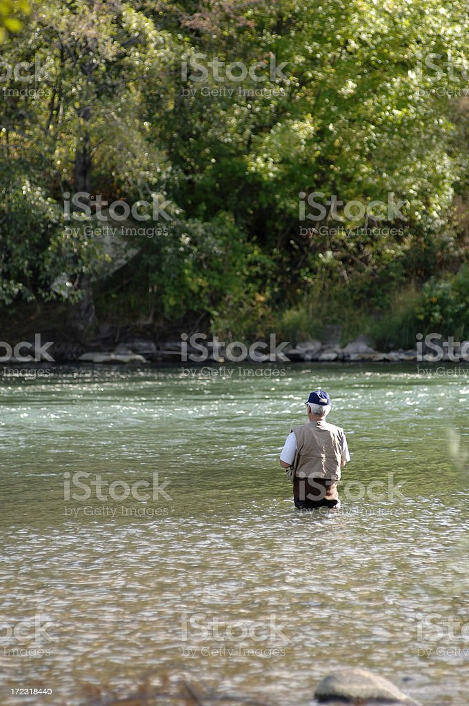 Active Retirement royalty-free stock photo