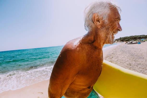 Man bikini old in Category:Topless women