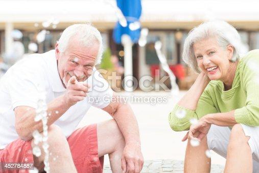 istock Active senior couple 452784887