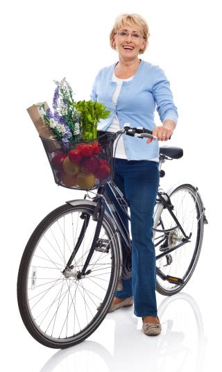 Active Senior Woman Stock Photo - Download Image Now