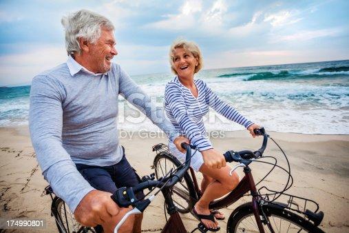 istock Active seniors 174990801