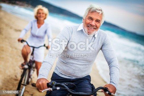 istock Active seniors 174992435