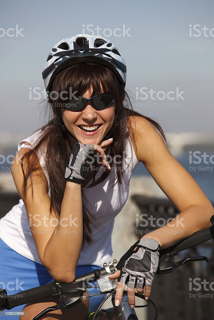 Active weekend in the city royalty-free stock photo