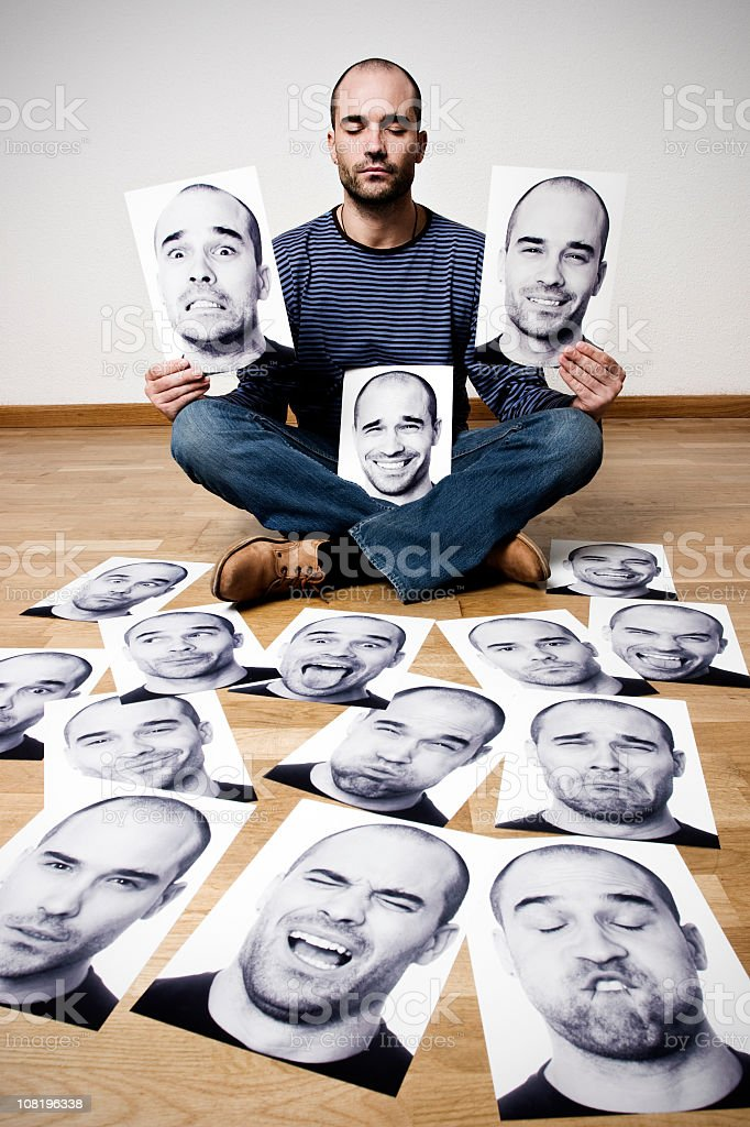 Actor stock photo