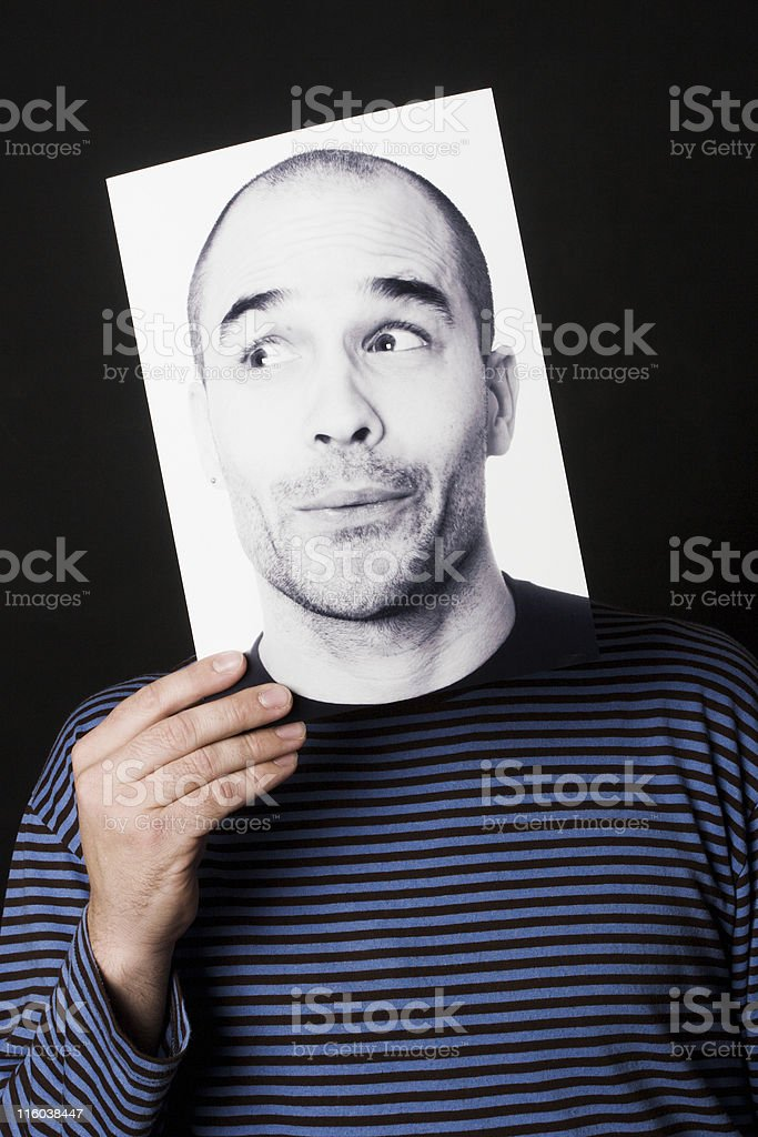 Actor royalty-free stock photo