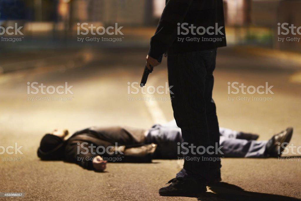Actos de violência - foto de acervo