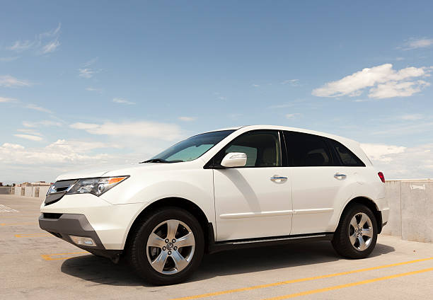 Acura MDX stock photo