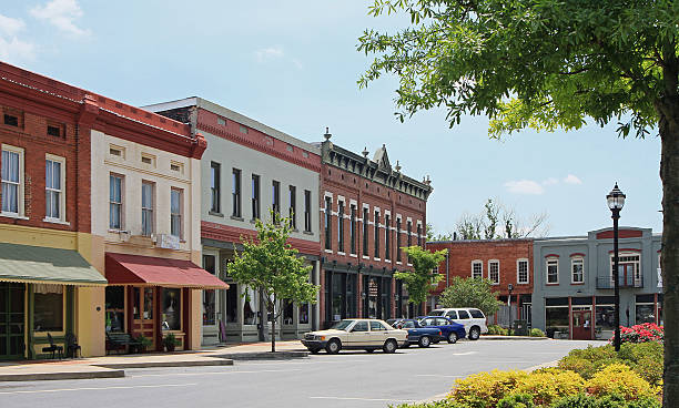 Adairsville en Géorgie - Photo