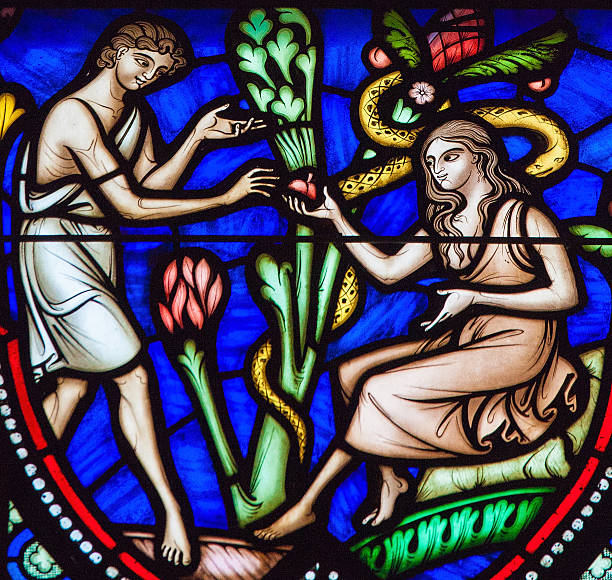 Adam and Eve and the Original Sin – Foto
