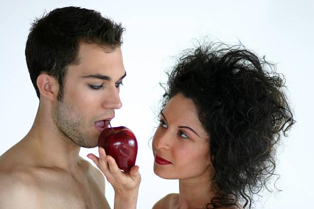 Adam and Eve. – Foto