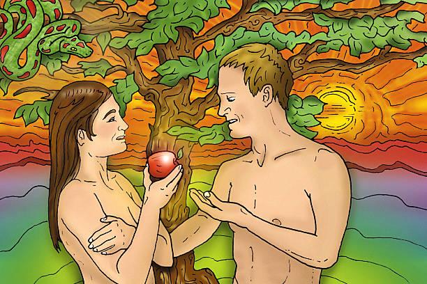 Adam & Abend im Paradies – Foto