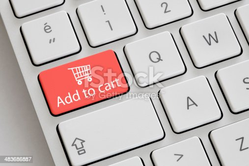 istock Add to cart 483686887