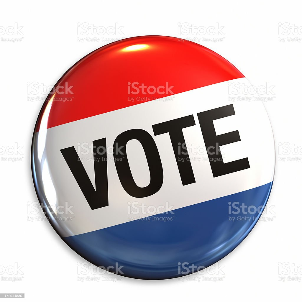 add your vote royalty-free stock photo