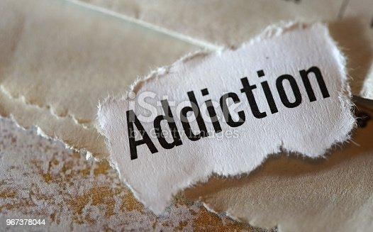 shot of word addiction