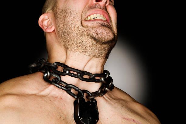 Sucht-Slave die Angewohnheit – Foto