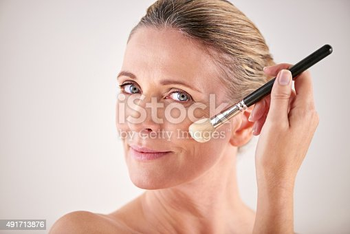istock Adding a touch of color 491713876