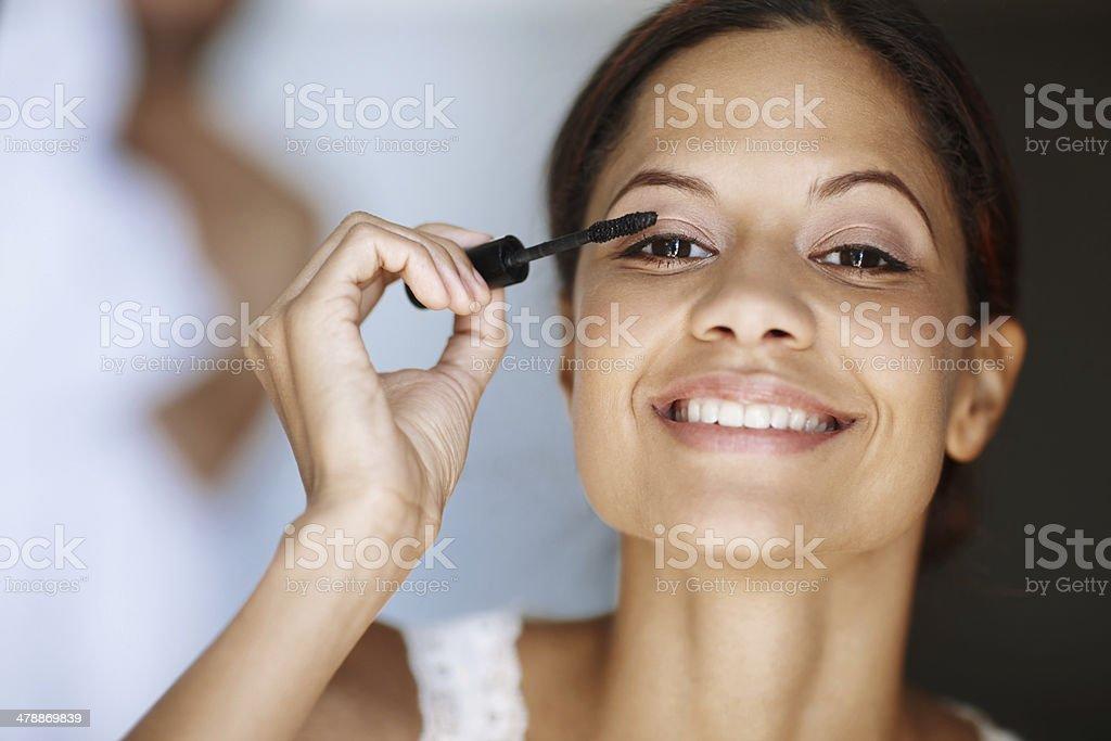 Adding length and volume stock photo