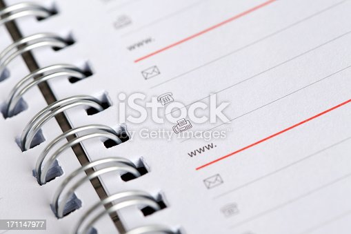 istock address book 171147977