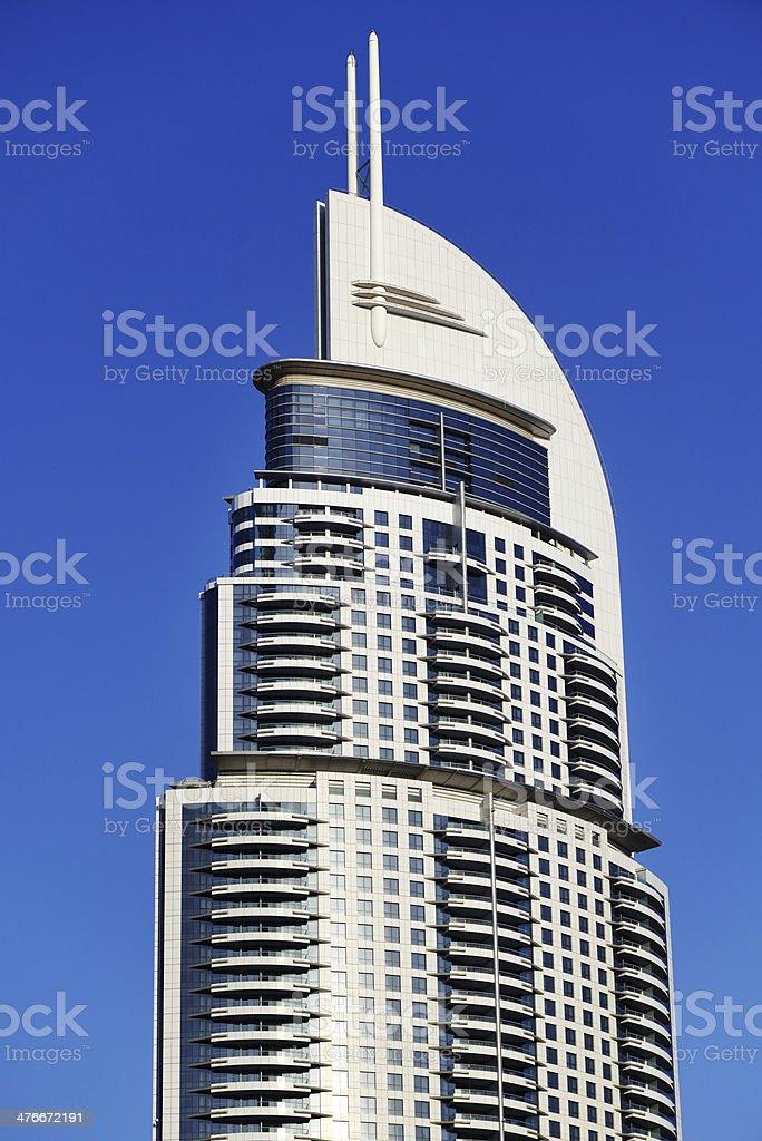 Address Hotel royalty-free stock photo