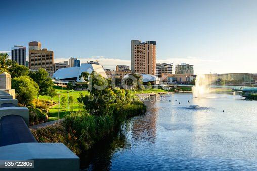 In 2013 Adelaide was ranked as the fifth-most liveable city in the world. Estimated resident population is about 1.3 million