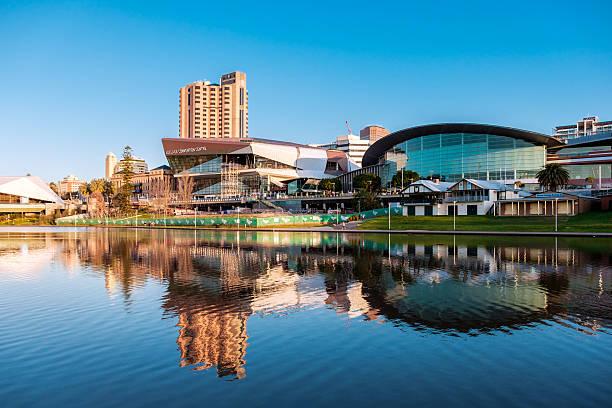 Adelaide City centre – Foto