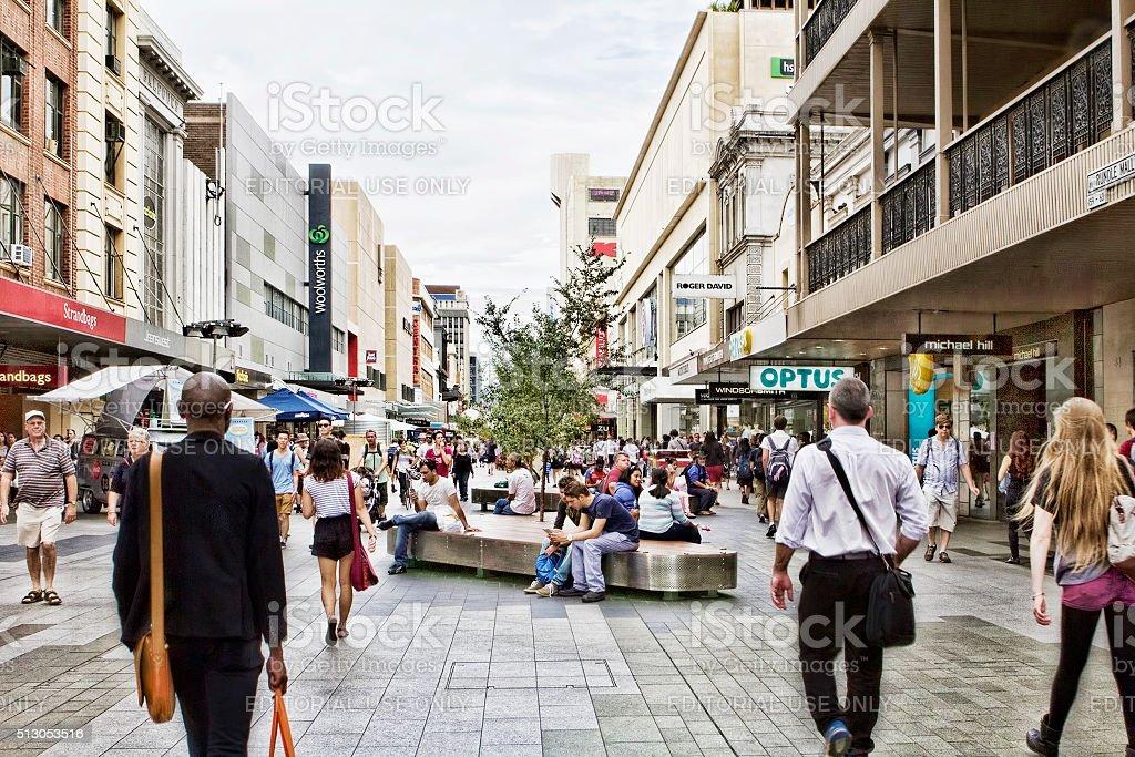 Adelaide, South Australia stock photo