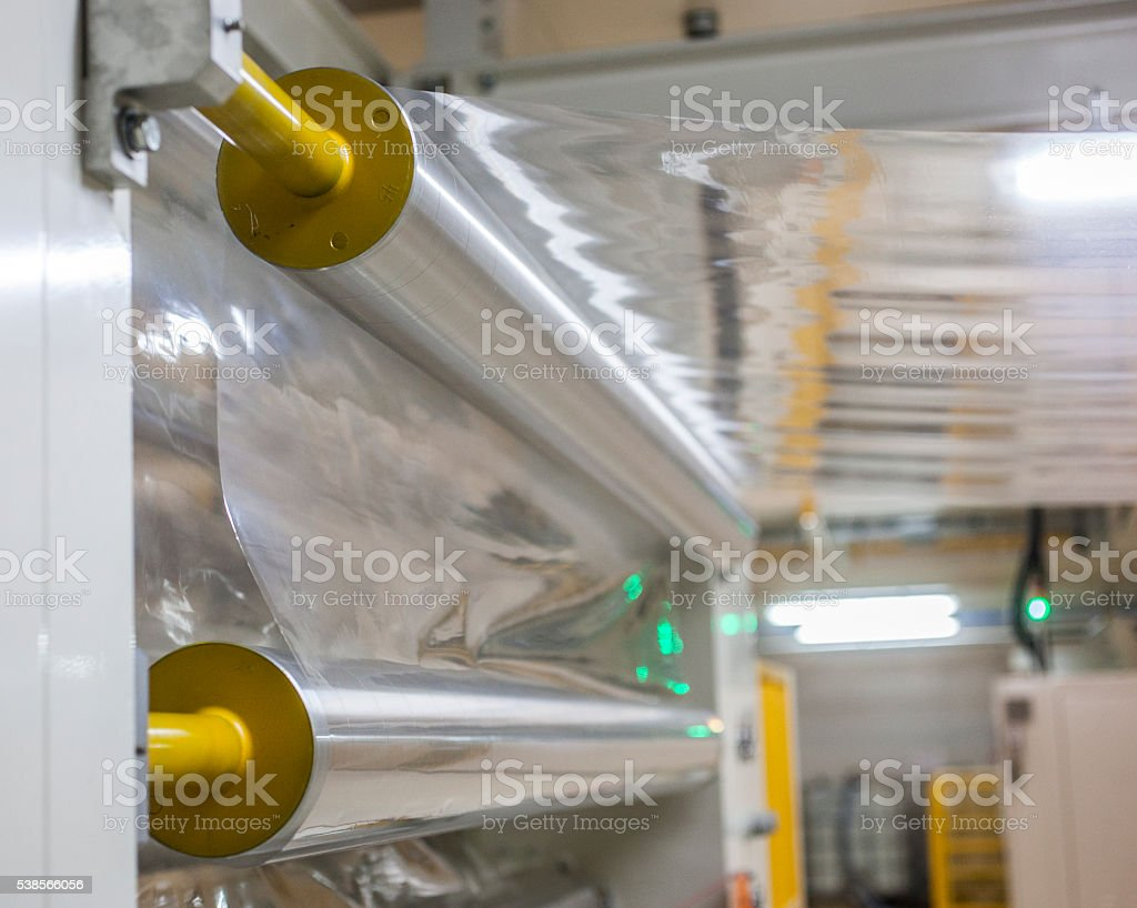 Adhesive tapes stock photo