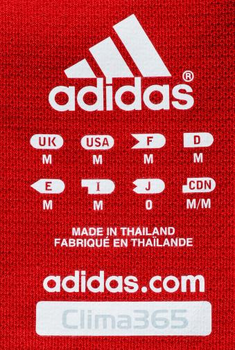 history of adidas symbol