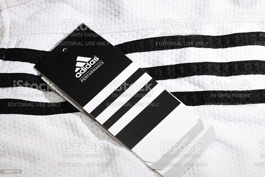 Adidas stock photo