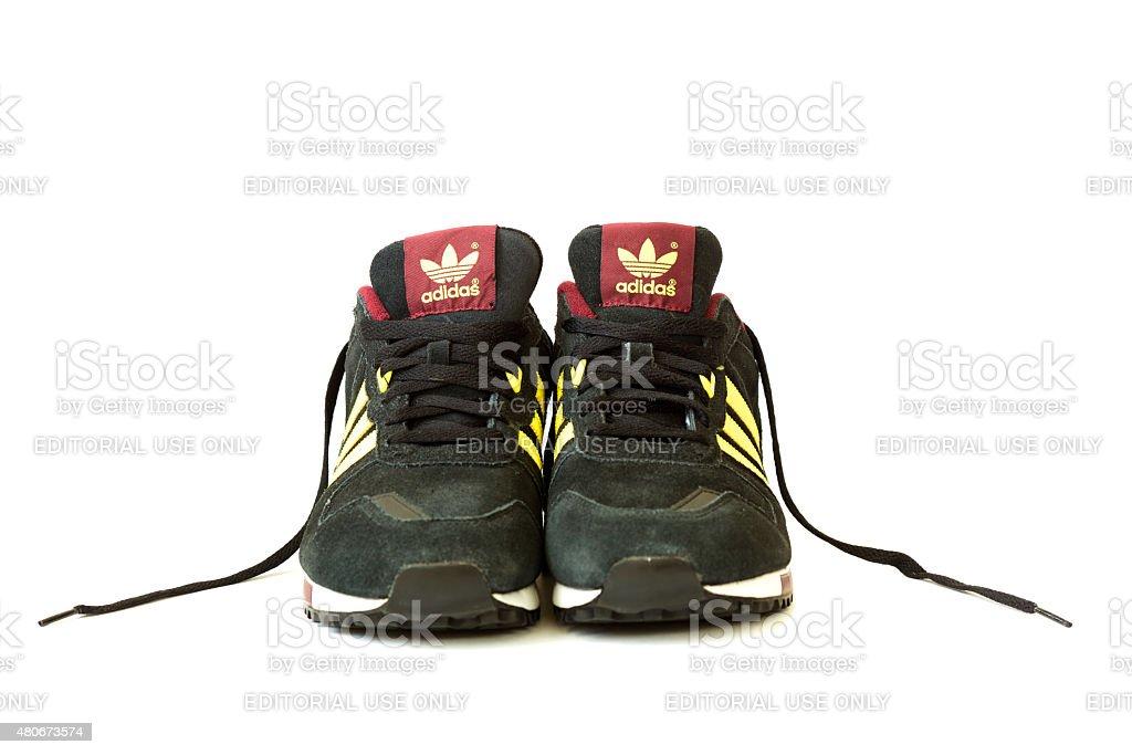Adidas zx 700 stock photo