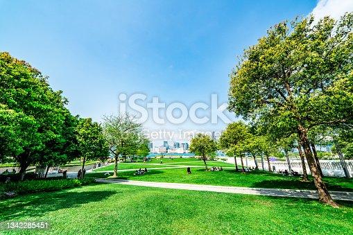 istock Admiralty park, hong kong 1342285451