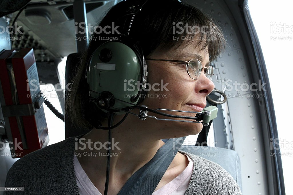 Admiring the View - Royalty-free Adult Stock Photo