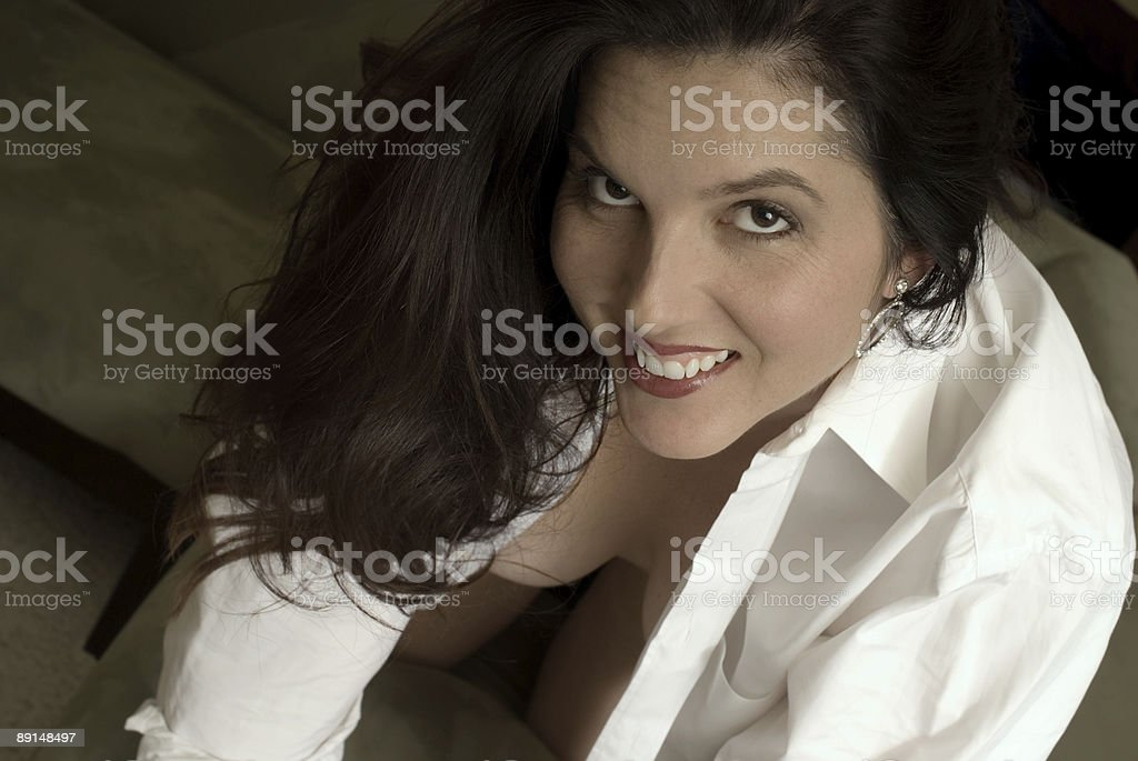 Admittedly Sexy royalty-free stock photo