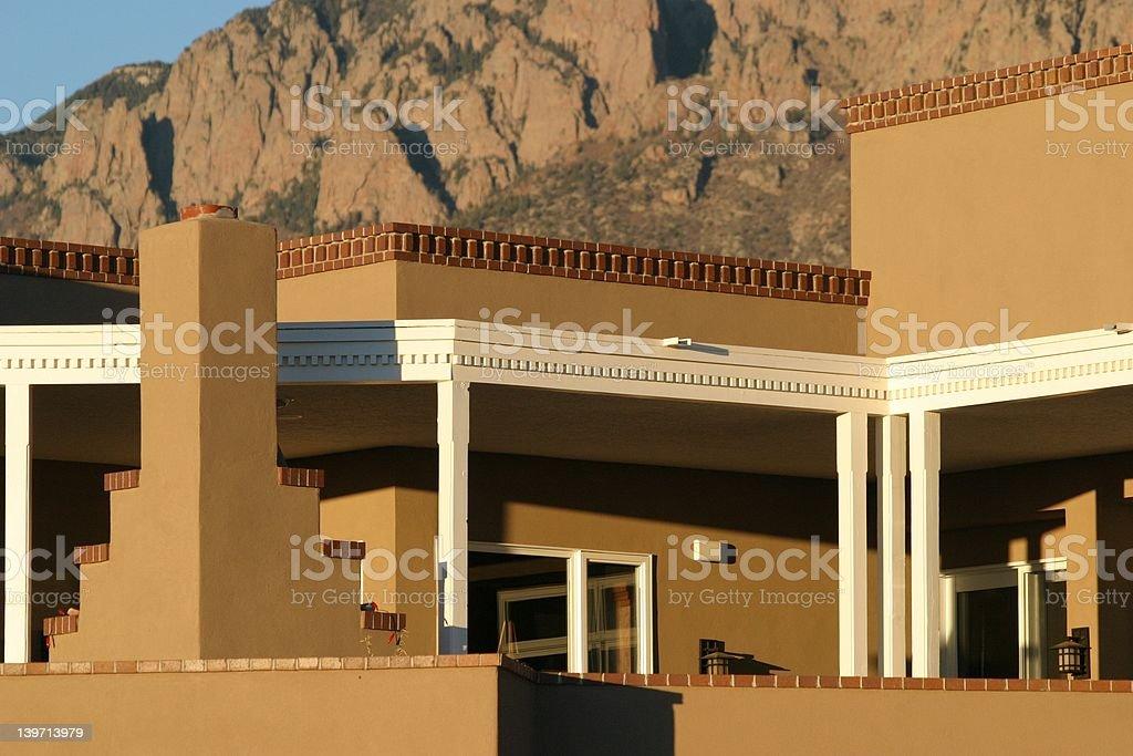 Adobe Home royalty-free stock photo