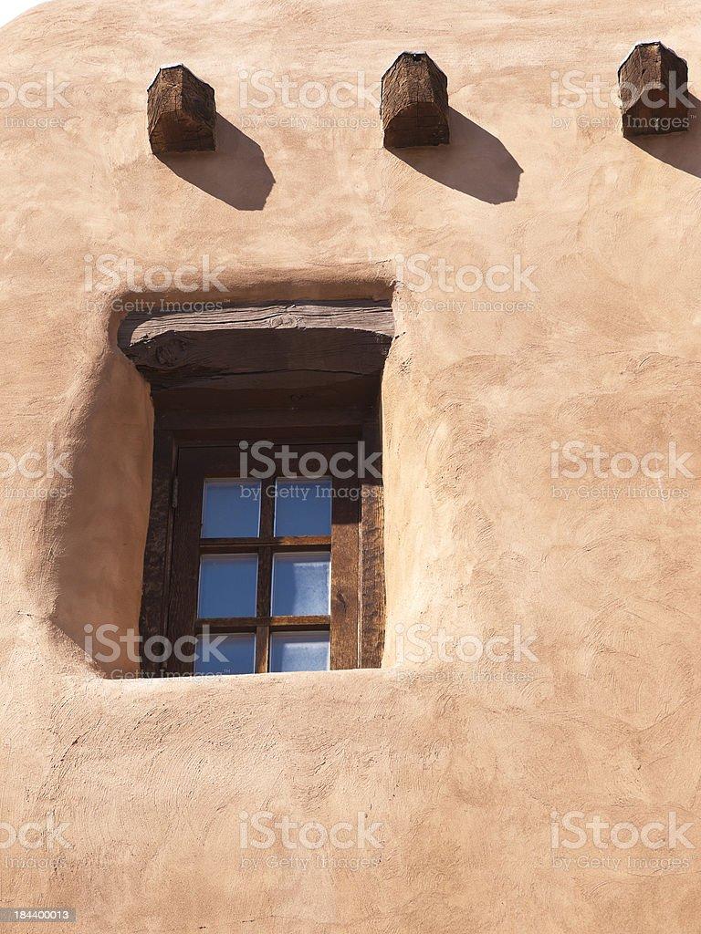 Adobe house royalty-free stock photo