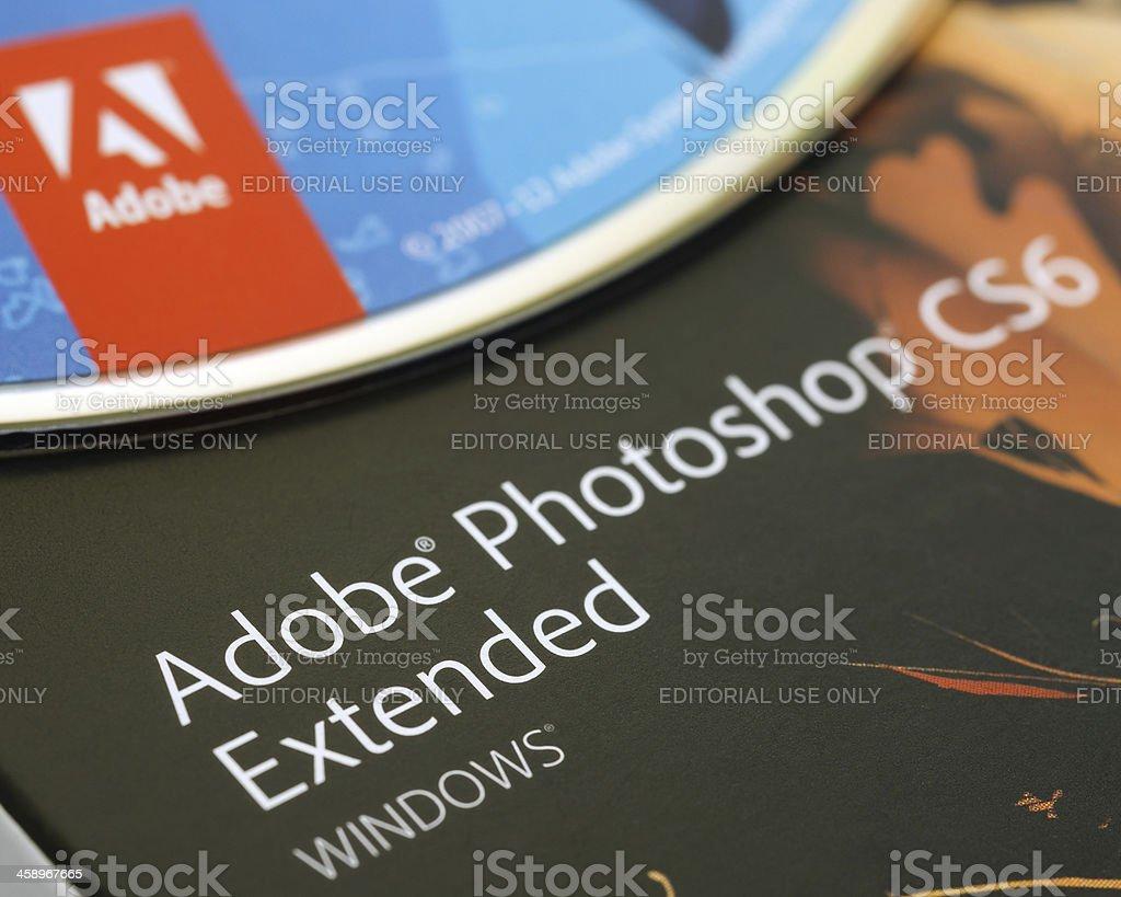 Adobe Photoshop Cs6 Stock Photo & More Pictures of Art - iStock