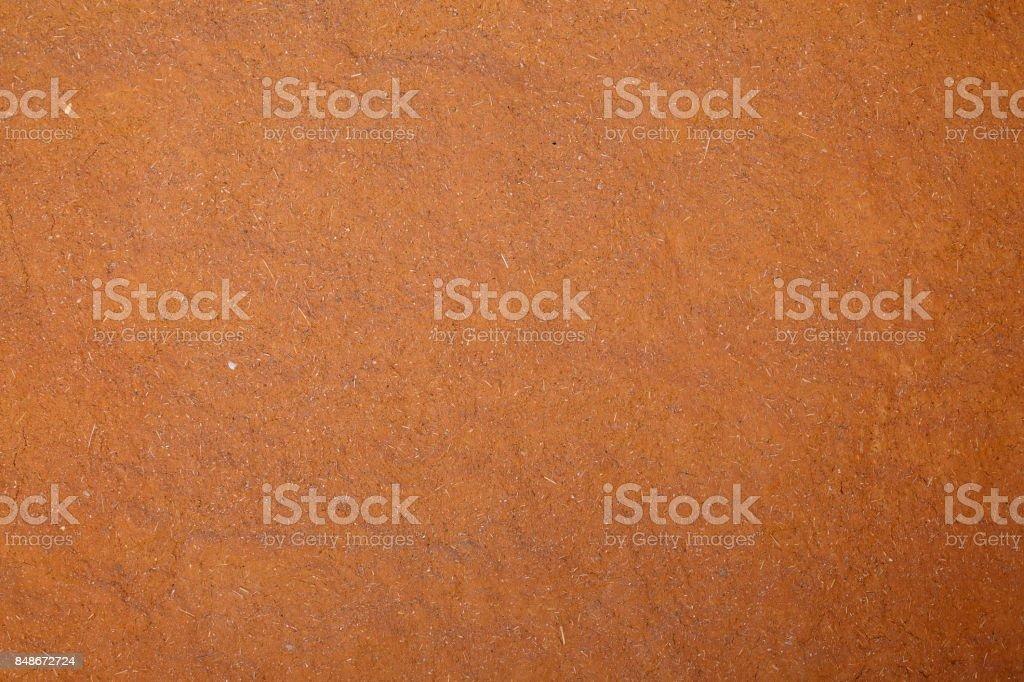 Adobe Wall Background stock photo