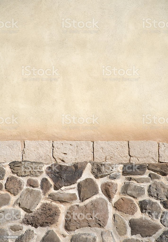 Adobe Wall royalty-free stock photo