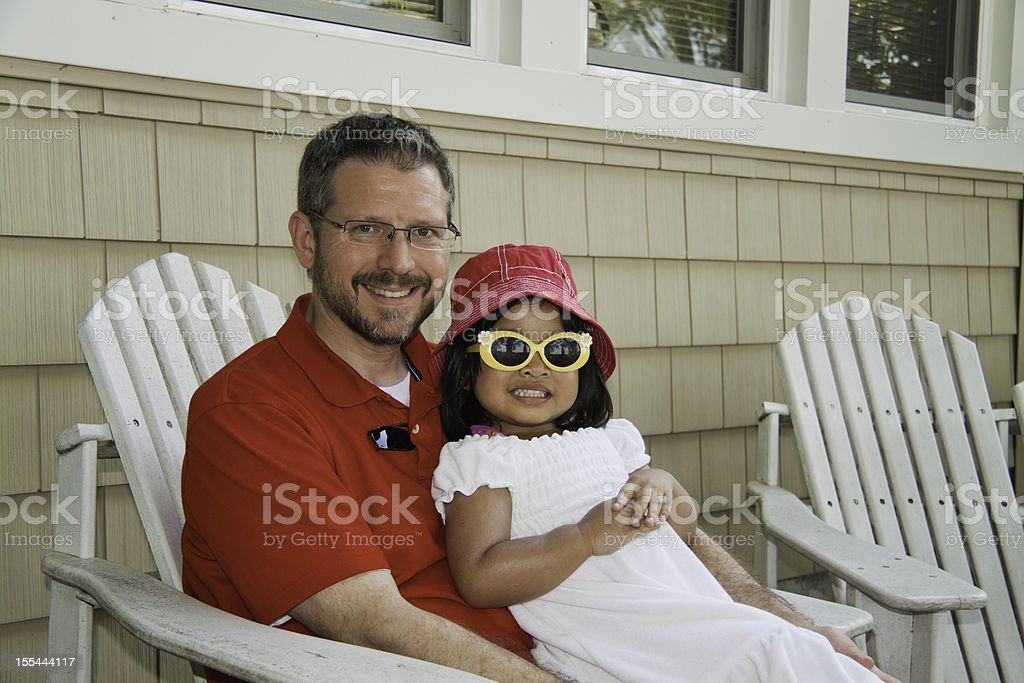Adoption stock photo
