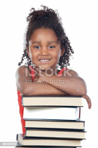 Adorable Girl Student Stock Photo & More Pictures of Adult Student