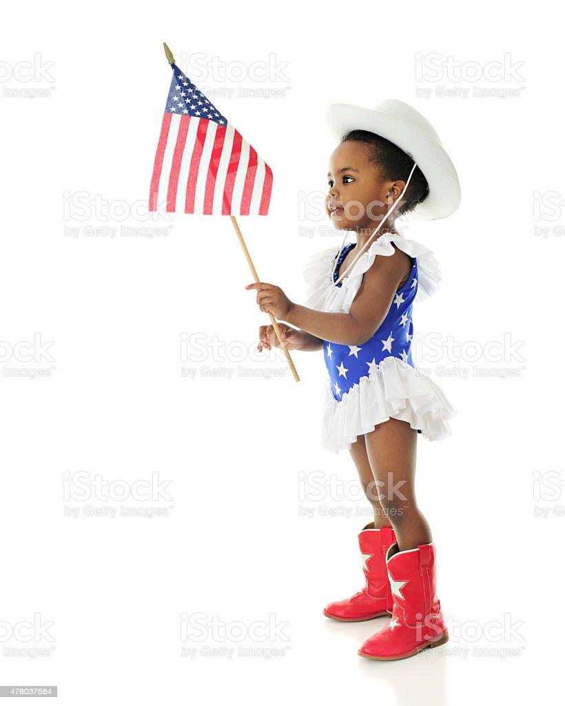 Patriot encantadores - foto de stock