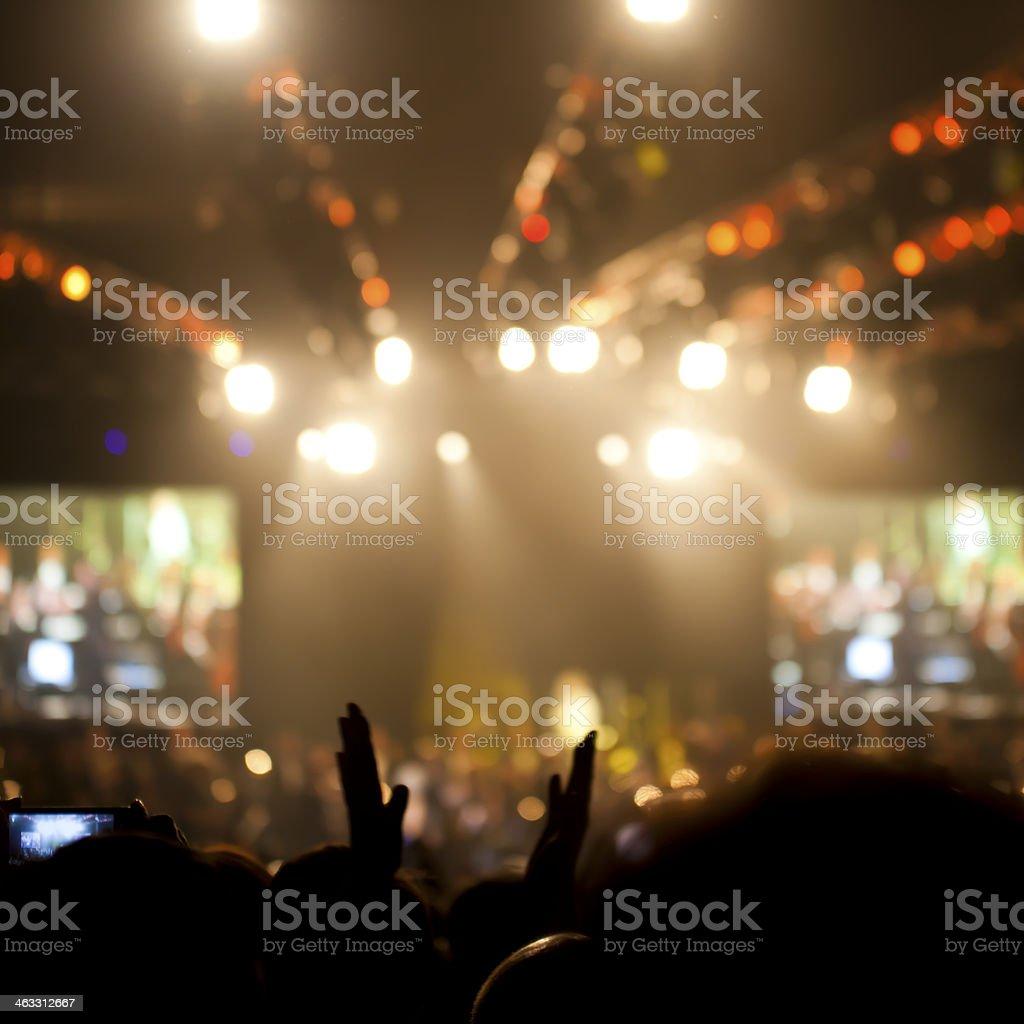 Adoration royalty-free stock photo